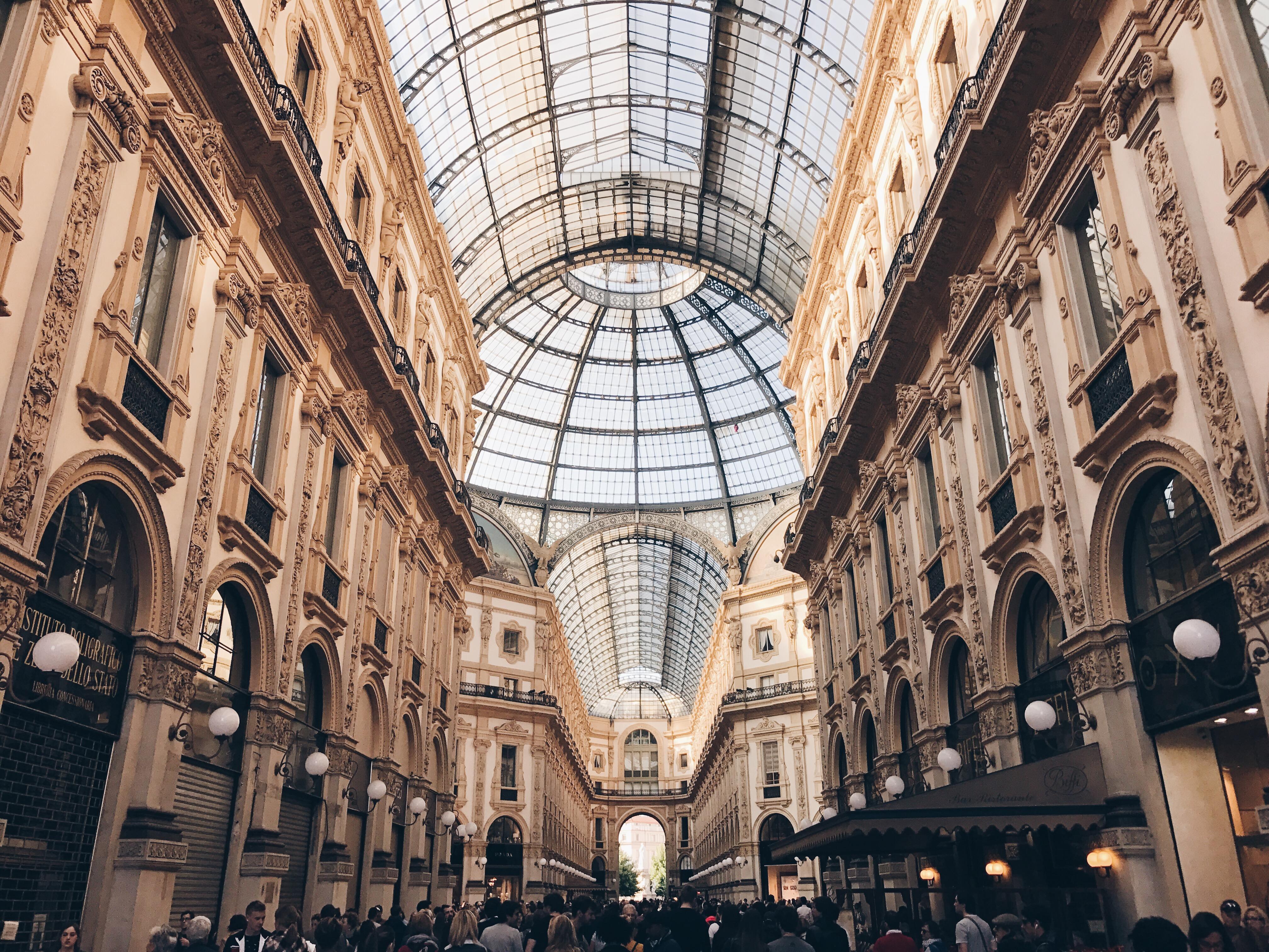 Wochenendausflug_Mailand