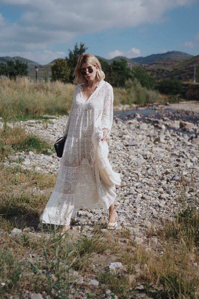 Stella-McCartney-Spitzenkleid