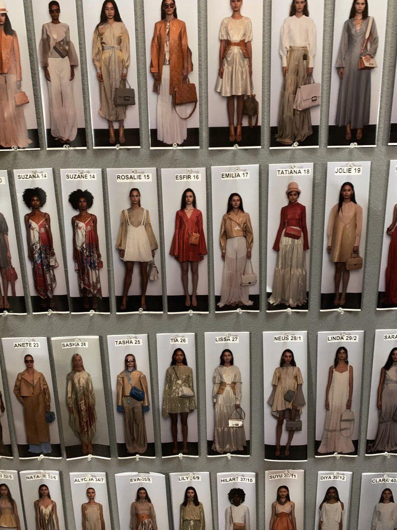 Mailand-Fashion-week